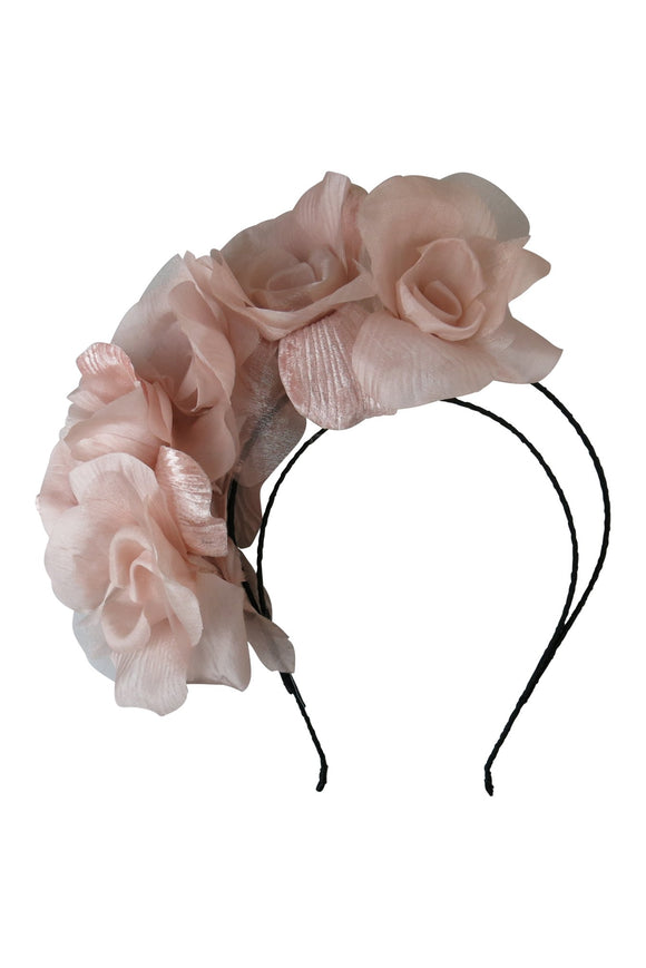 Zoey Fascinator Nude
