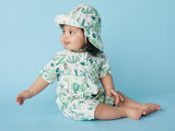 Fern Gully Summer Zip Suit