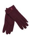Wool 2 Button Gloves