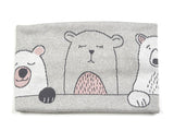 The Henrietta Bears Baby Blanket