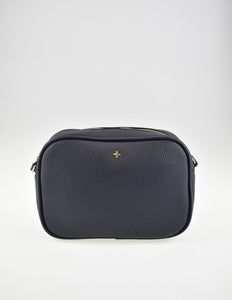 Gracie Crossbody Bag Navy Pebble