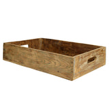 Recycled Rectangle Tray Natural