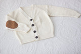 Frankie Knit Cardigan Cream