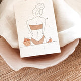 Hello Petal Mini Card Pack- Happy Birthday 3pk