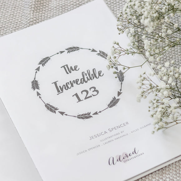 The Incredible 123