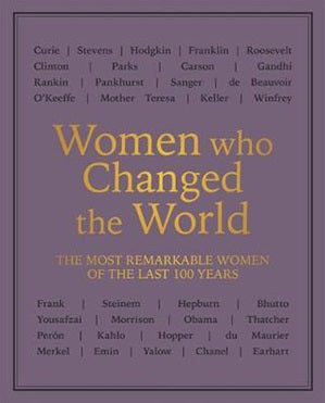 Women Who Changed the World Book