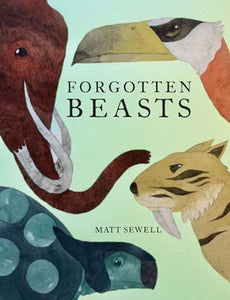 Forgotten Beasts Book