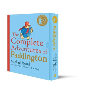 The Complete Adventures of Paddington