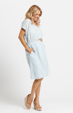 Jilly Dress Light Blue