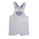 Baby Boys Roy Dungaree Stripe