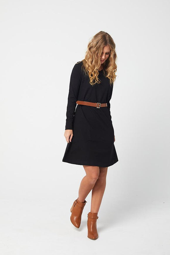 Laurissa Dress Black