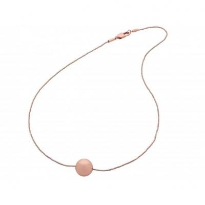 Maya Rose Gold Necklace