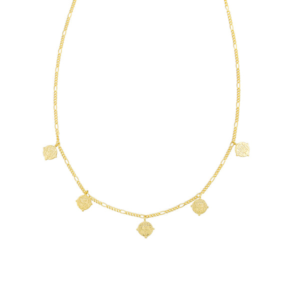 Marisa Necklace Gold