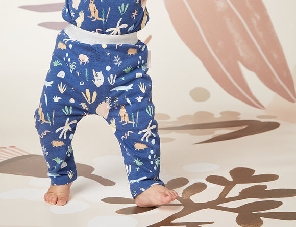 Outback Dreamers Midnight Dance Leggings