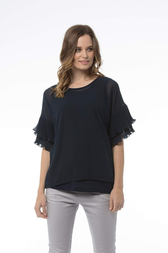 Penelope Top Navy