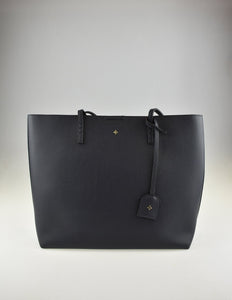 Saint Tote Bag Navy Pebble