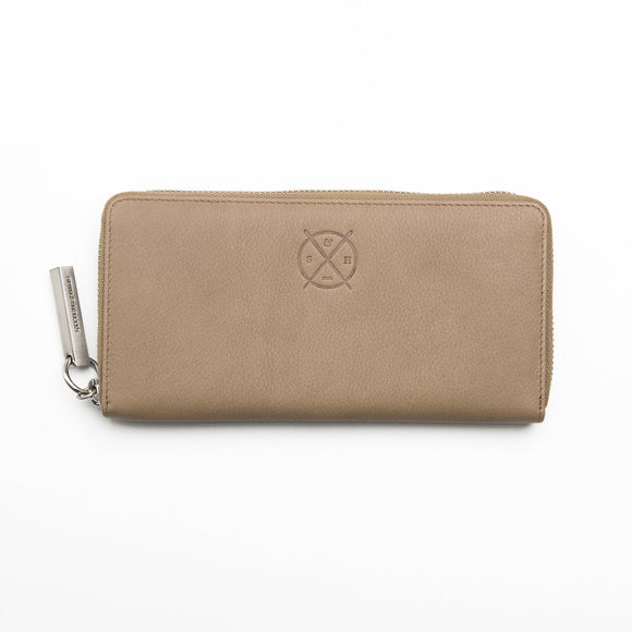 Christina Wallet Dusty Linen