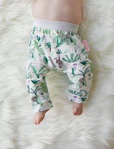 Fern Gully Dance Leggings