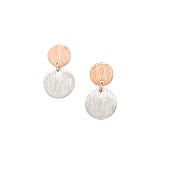 Double Dot Earrings
