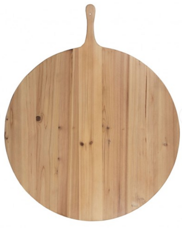 French Cheese Board Round Large
