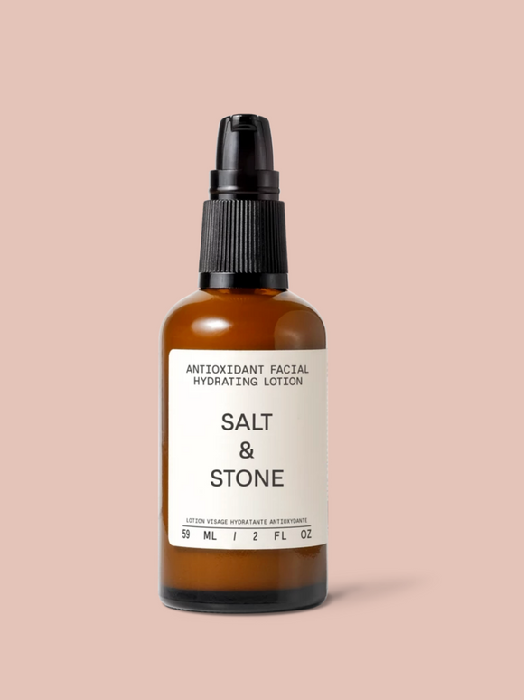 Salt & Stone Antioxidant Facial Hydrating Lotion