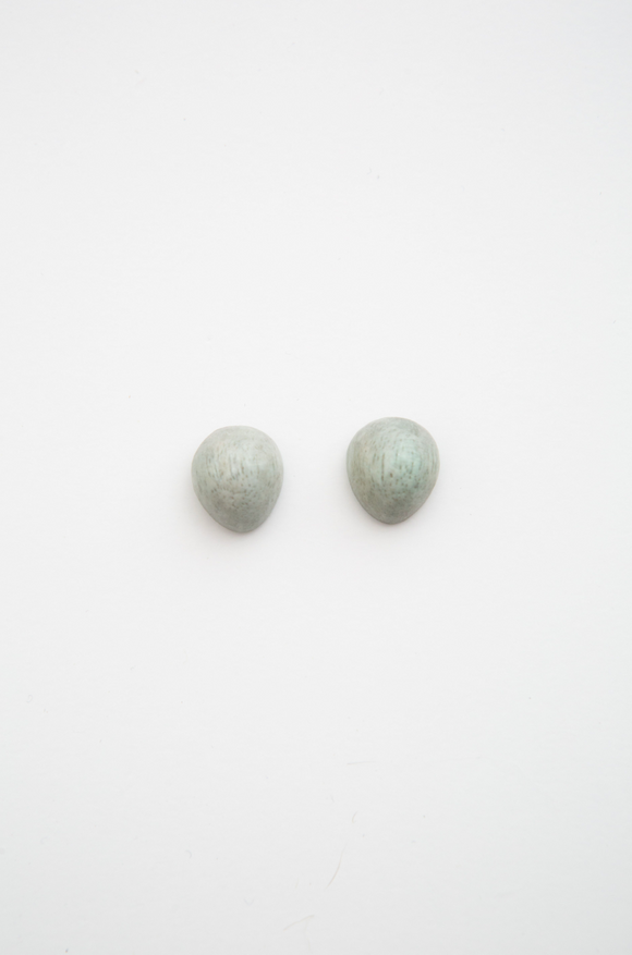Largo Earrings Powder Blue