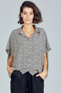 Passage Shirt Pebble