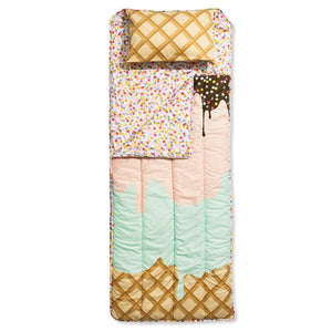 Double Sundae Sleeping Bag - Toddler (58cm x 150cm)