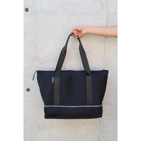 The Sunday Prene Bag Black