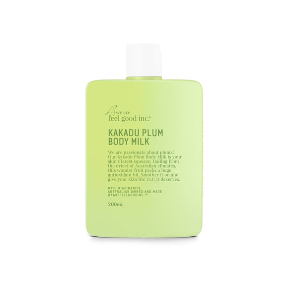 Kakadu Plum Body Milk Moisturiser 200ml