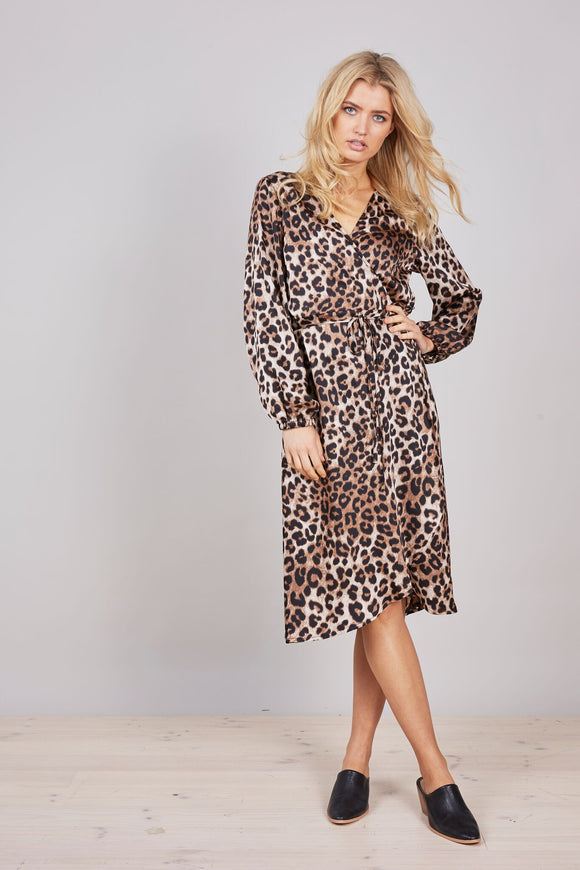 Humphrey Wrap Dress