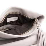 Lily Clutch Misty Grey