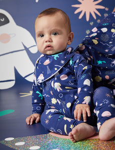 Space Out Sleep Suit