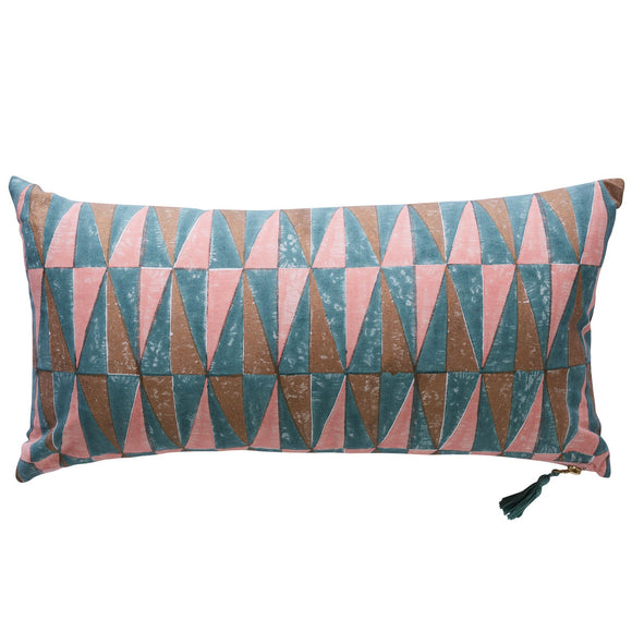 Clover Ripley Cushion 30x60