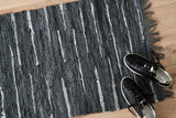 Alta Door Rug Ebony