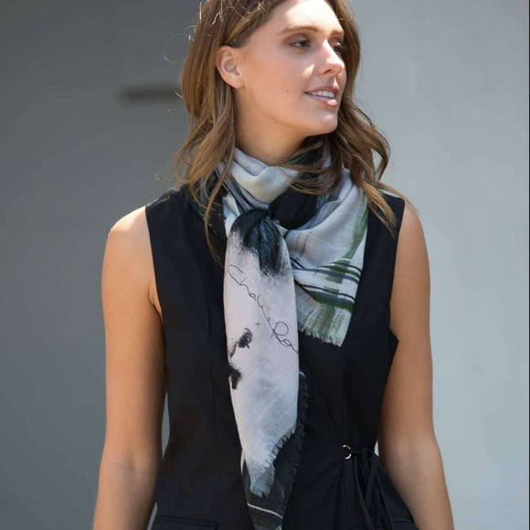 Cherish Merino Wool Scarf