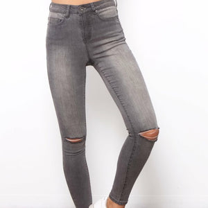 Kendall Jeans Charcoal Wash
