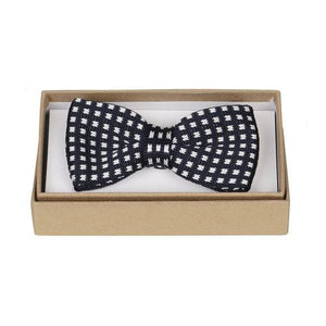 Jackson Knitted Bow Tie