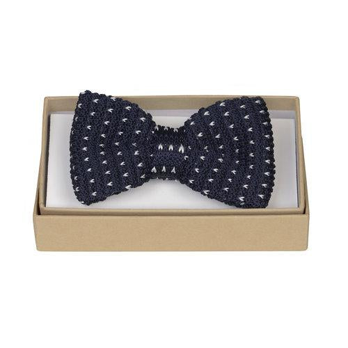 Alexander Knitted Bow Tie