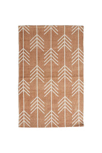 Arrow Door Rug Tan