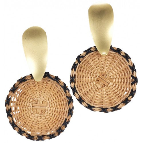 Kenya Weave Earrings