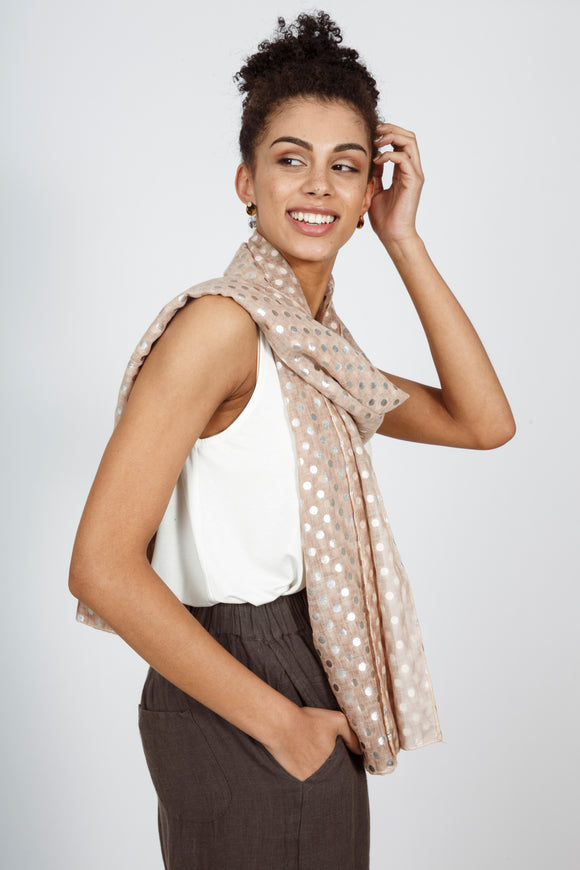 Jaunt Scarf Natural