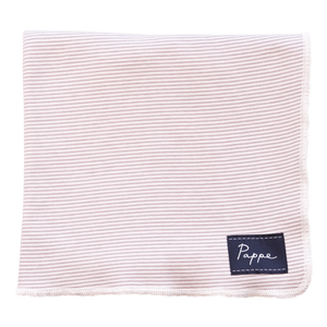 Petey Luxe Organic Wrap Elderberry Stripe