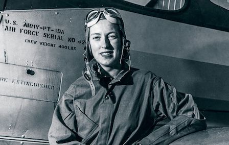 Cornelia Fort - First female pilot in American history to die on active duty.