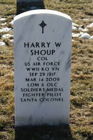 Image result for harry shoup norad