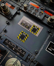 Chemtrail Cockpit Control Panel