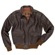 40th Anniversary A-2 Flight Jacket, A-2 Jacket, Flight Jacket, Pilots Jacket, Aviator Jacket, Military Jacket, USAF Jacket