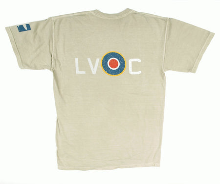 Aviation T Shirt - SPitfire T shirt - Military T Shirt - RCAF T Shirt - Vintage Aviation T Shirt - Aviation Clothing - Pilot Supply - Sierra Hotel Aeronautics - Crew Supply