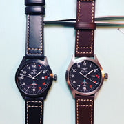 Pilot Watch - Aviator Watch - USN Watch - Aviation Watch - USN Wings - USN Licensed - De Pol Watch
