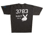 VX4 SHirt - Evaluators Squadron - USN Squadron - Black Bunny F4 - Vandy 1 - F4 Phantom T Shirt -USN Shirt - Military Shirt - Aviation Collectables - VX4 Evaluators T Shirt - Military Aircraft Shirt